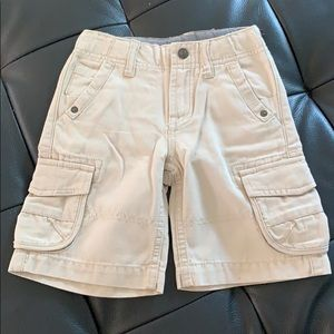 Boys 7 for all mankind cargo shorts